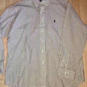 Men's long sleeve button down Polo Ralph Lauren